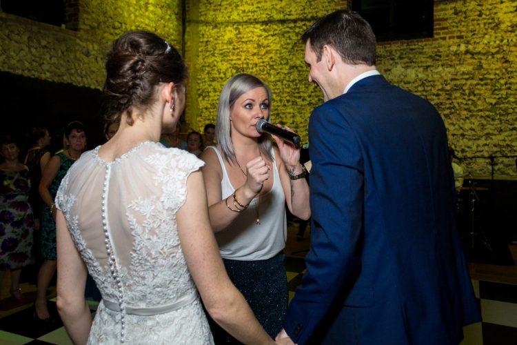 Dan Katie Wedding The Fandangos