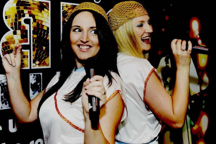 Dancing Queens Abba Tribute West Midlands 1
