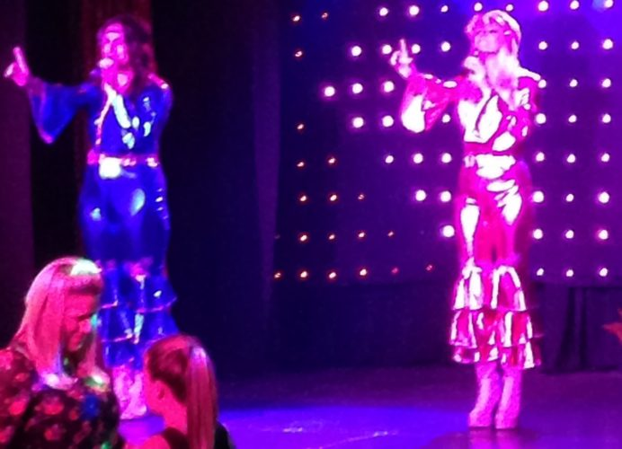 Dancing Queens Abba Tribute West Midlands 7