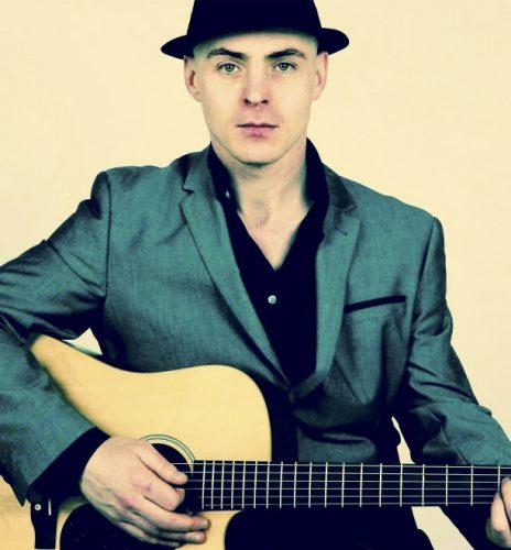 David Singer Guitarist Glasgow 1