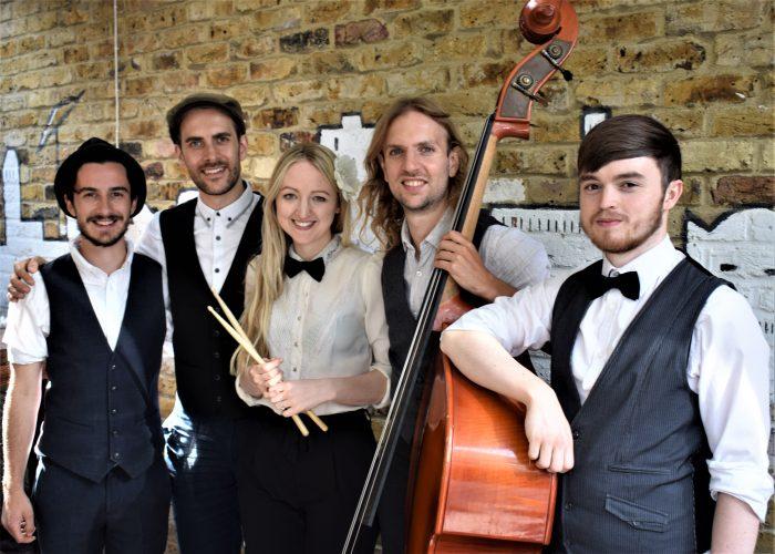 Diamond Nights Jazz Band Leicester