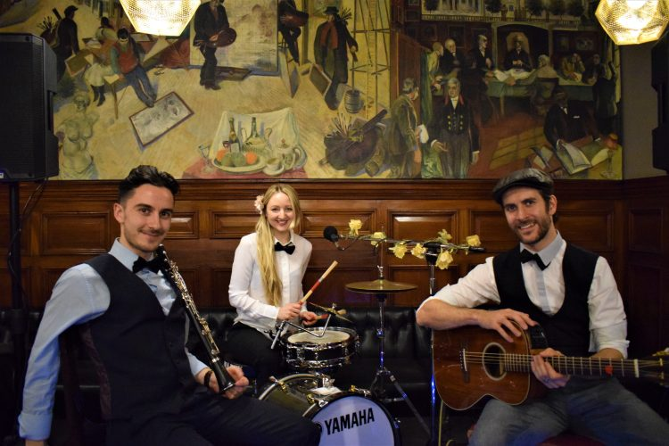 Diamond Nights Jazz Band Leicester3