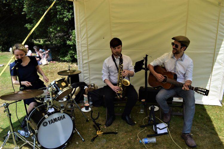 Diamond Nights Jazz Band Leicester6