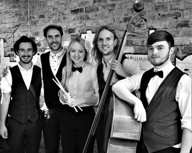 Diamond Nights Jazz Band Leicester7