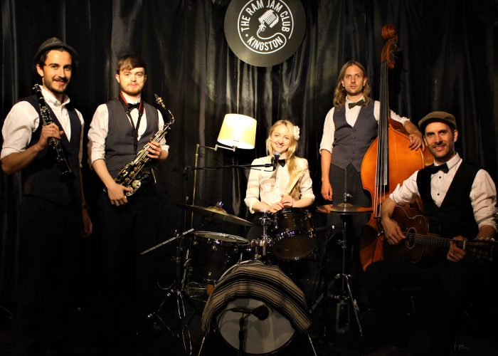 Diamond Nights Jazz Band Leicester8