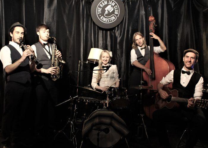 Diamond Nights Jazz Band Leicester9