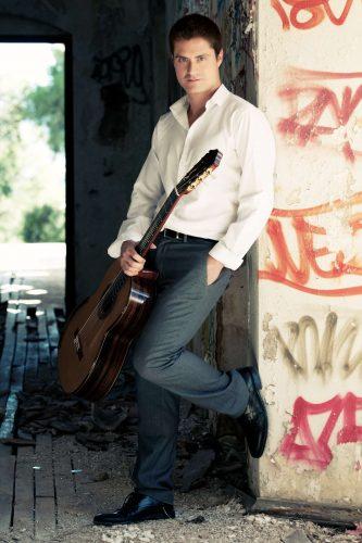 Dimitri Wedding Guitarist 2