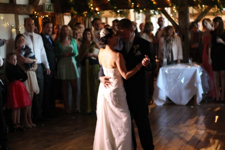 Dj Peter P London Wedding Dj First Dance 1