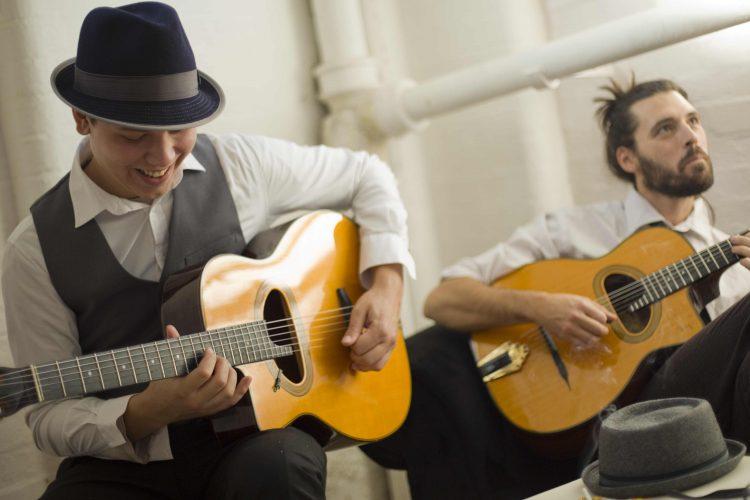 Djangos Gypsy Jazz Band London 1