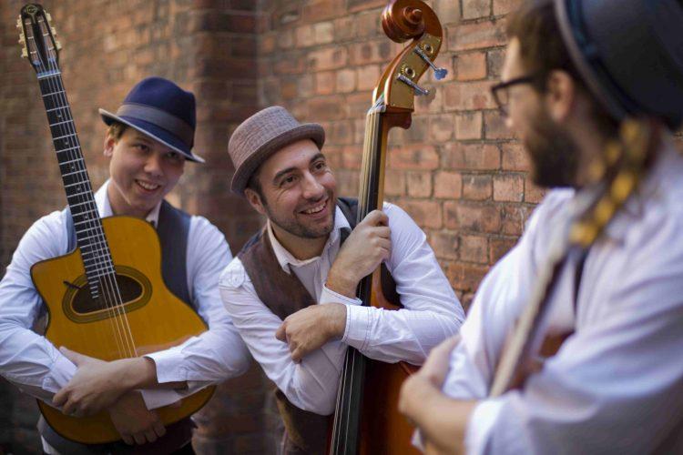Djangos Gypsy Jazz Band London 2