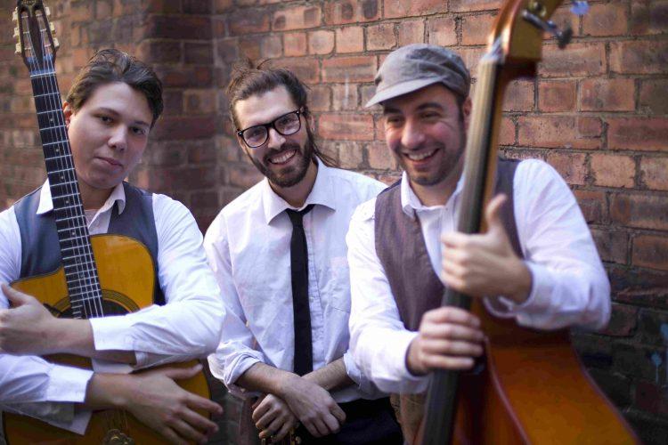 Djangos Gypsy Jazz Band London 3