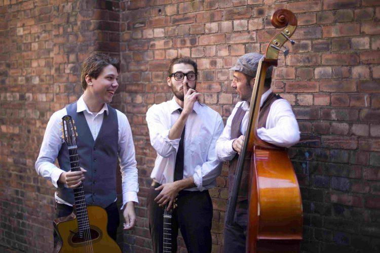 Djangos Gypsy Jazz Band London 4