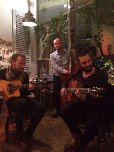 Djangos Jive Gypsy Jazz Band