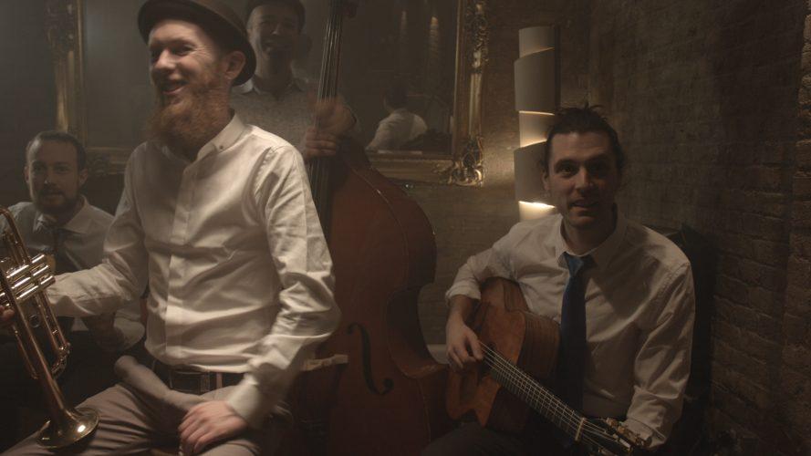 Djangos Jive Gypsy Jazz Band1