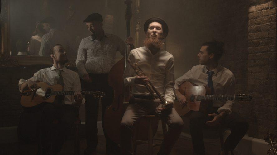 Djangos Jive Gypsy Jazz Band2