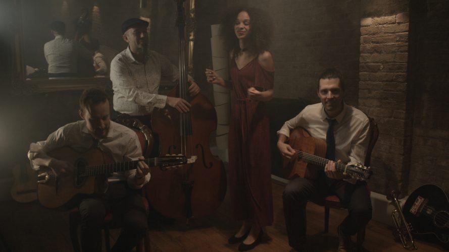Djangos Jive Gypsy Jazz Band6