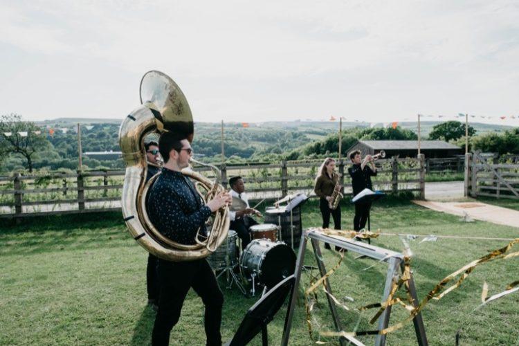 Drum Brass Band