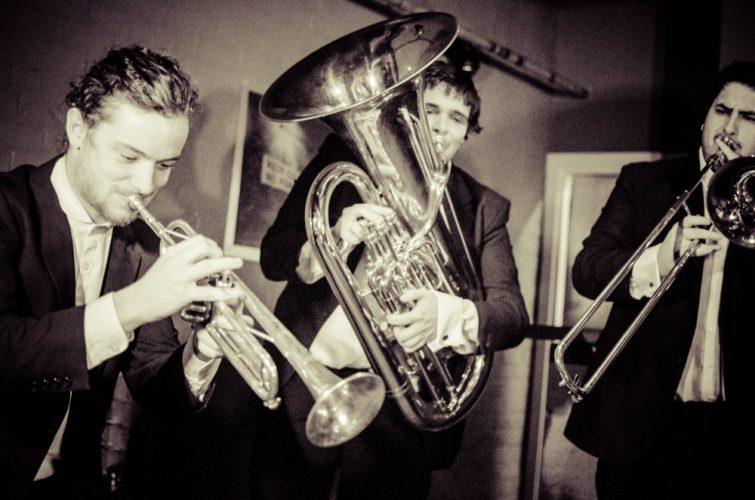 Drum Brass Pop Band Manchester 2