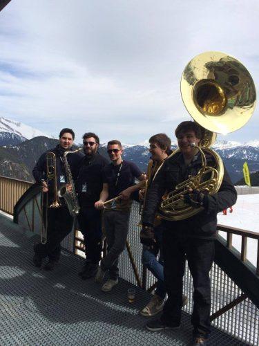 Drum N Brass Band North West