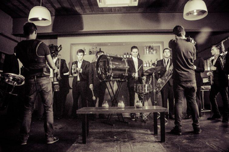 Drum Wedding Brass Band Manchester 3