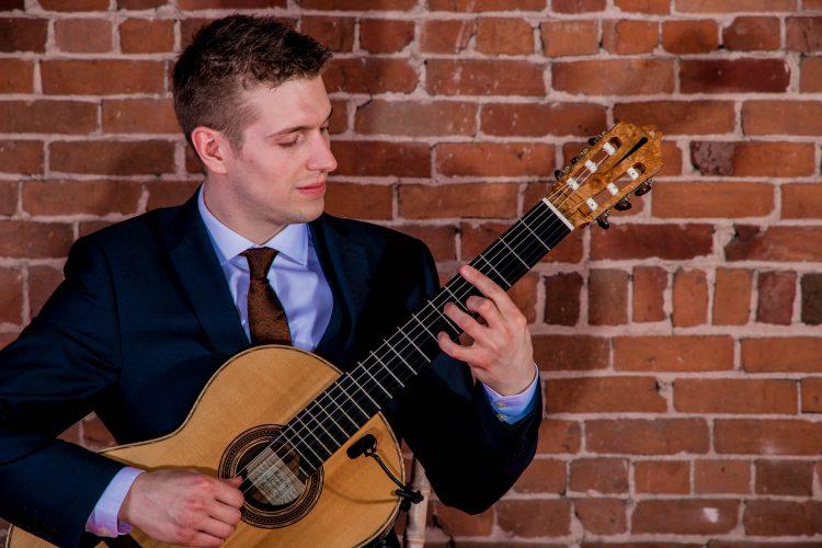 Ed Classical Guitarist