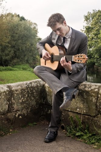 Ed Classical Guitarist Staffordshire 2