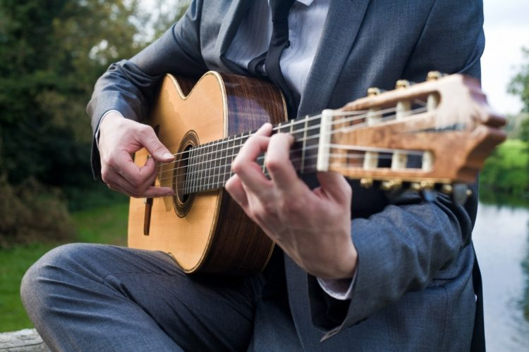 Ed Classical Guitarist Staffordshire 4
