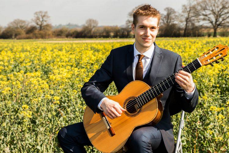 Ed West Midlands Classical Guitar
