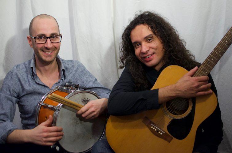 Esquinas Duo London Latin Band