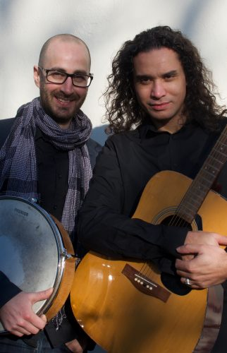 Esquinas Duo London Latin Band1