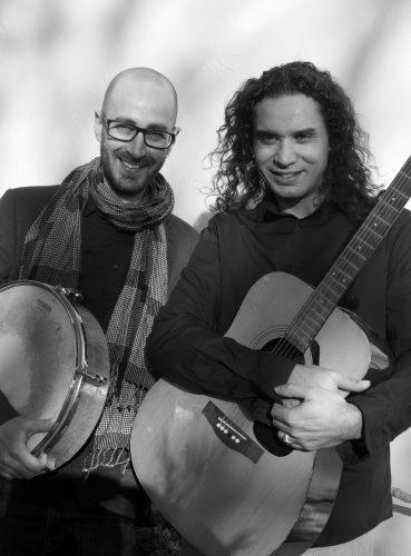 Esquinas Duo London Latin Band2