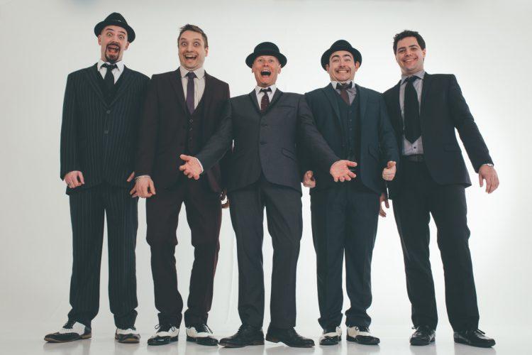 Five Guys Named Moe Jive Band