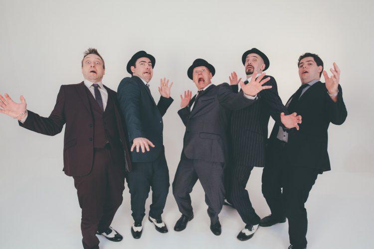 Five Guys Named Moe Jive Band1