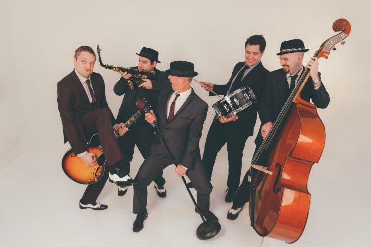 Five Guys Named Moe Jive Band3