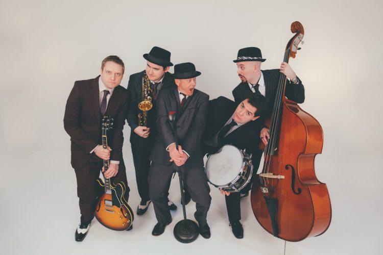 Five Guys Named Moe Jive Band4