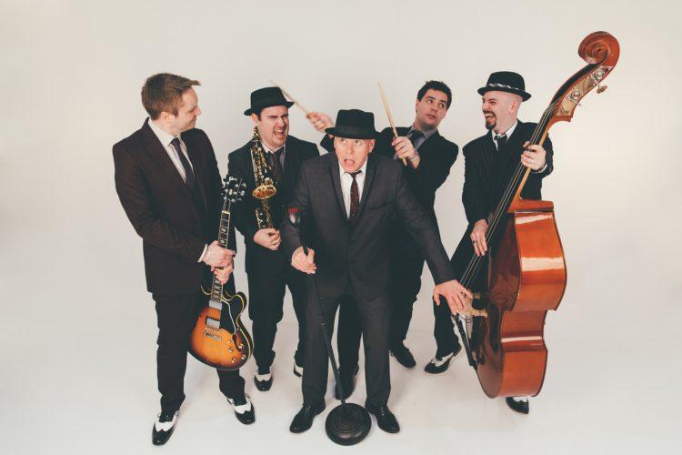 Five Guys Named Moe Jive Band5