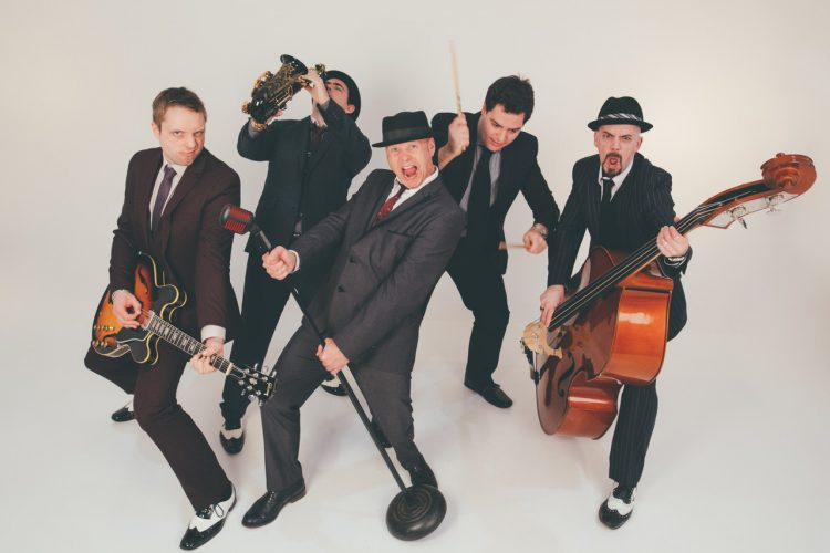 Five Guys Named Moe Jive Band6
