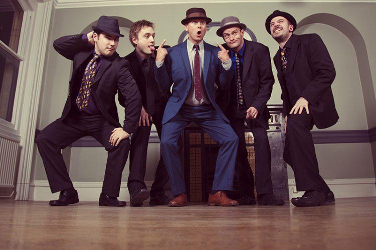 Five Guys Named Moe Wedding Band Kent 2