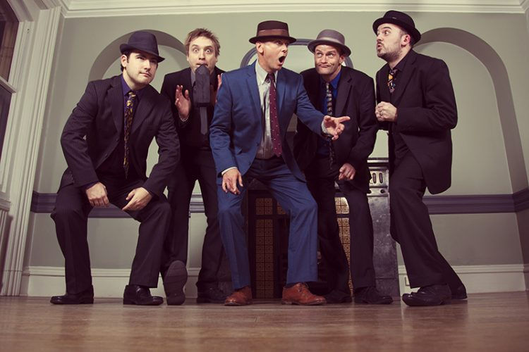 Five Guys Named Moe Wedding Band Kent 3