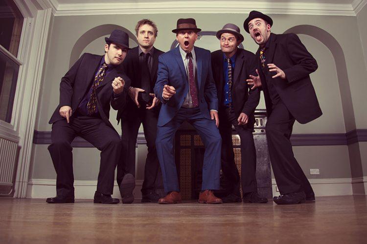 Five Guys Named Moe Wedding Band Kent 4