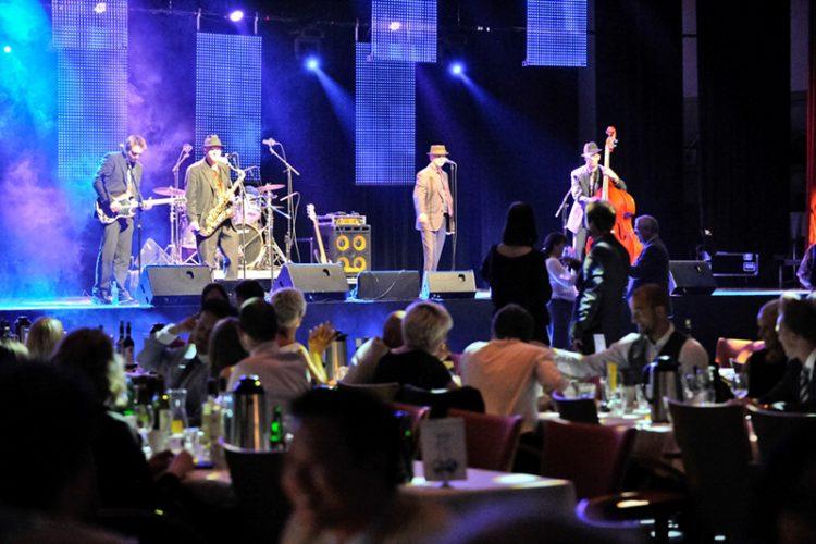 Five Guys Named Moe Wedding Band Kent Live 1