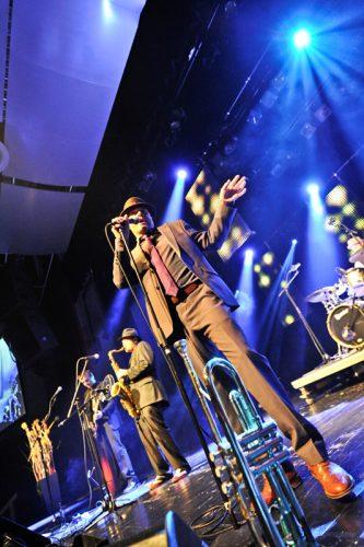 Five Guys Named Moe Wedding Band Kent Live 3