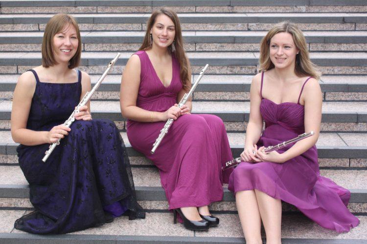 Flute Trio For Weddings London