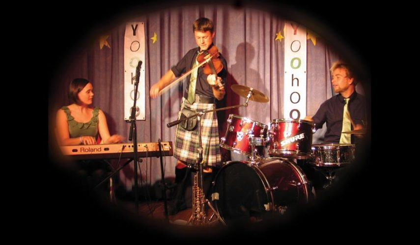 Folk Band Scotland 1