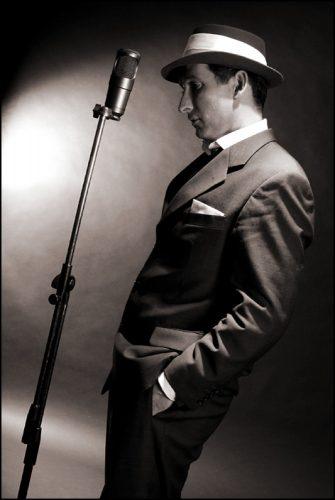 Full House Rat Pack Sinatra Singer