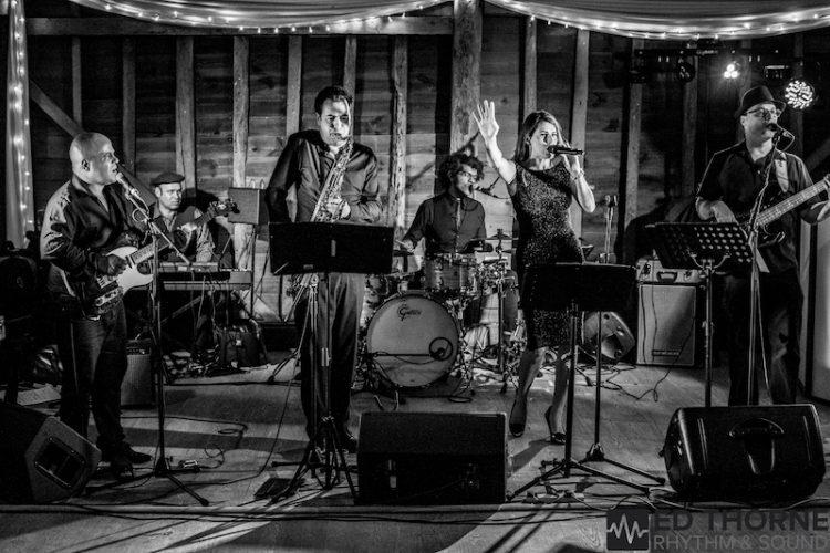 Funky Mojito London Latin Band3