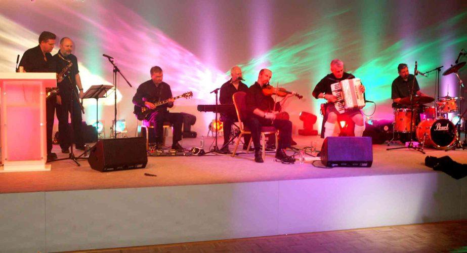 Gleneagles Ceilidh Band Scotland 1