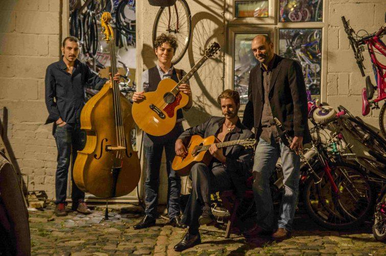 Gypsy Fever Acoustic Quartet 12