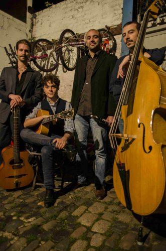 Gypsy Fever Acoustic Quartet 13