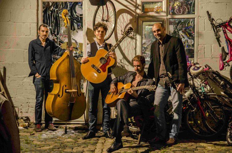 Gypsy Fever Acoustic Quartet 14